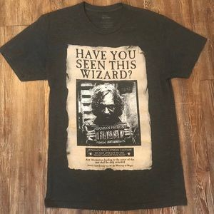 Harry Potter Sirius Black Azkaban Grey T-Shirt